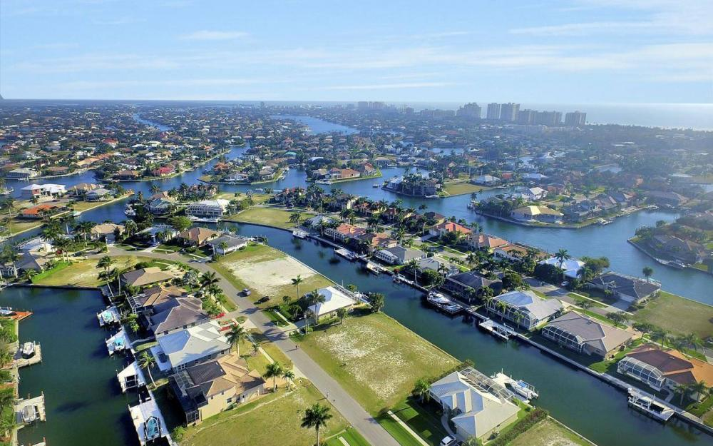 336 Marquesas Ct, Marco Island - Lot For Sale 1304417050