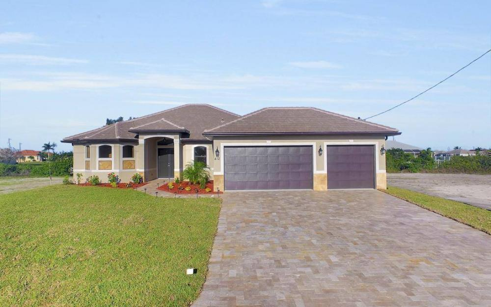 412 NW 32nd Pl, Cape Coral - House For Sale 60531875