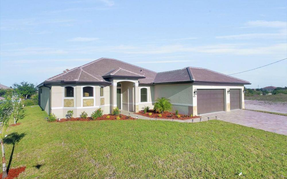 412 NW 32nd Pl, Cape Coral - House For Sale 477653485