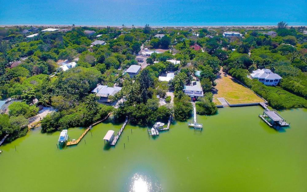 16177, 16179, 16181 Captiva Dr, Captiva - House For Sale 410430801