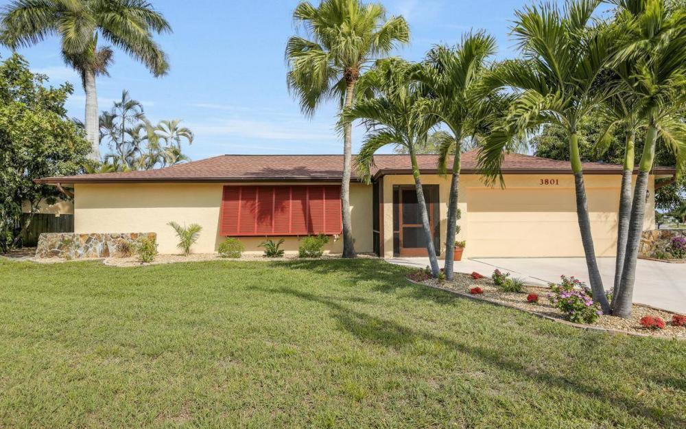 3801 SE 7th Ave, Cape Coral - House For Sale 99909193