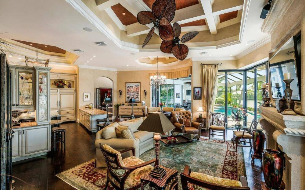 510 Mangrove Ct, Marco Island - House For Sale 1920559687
