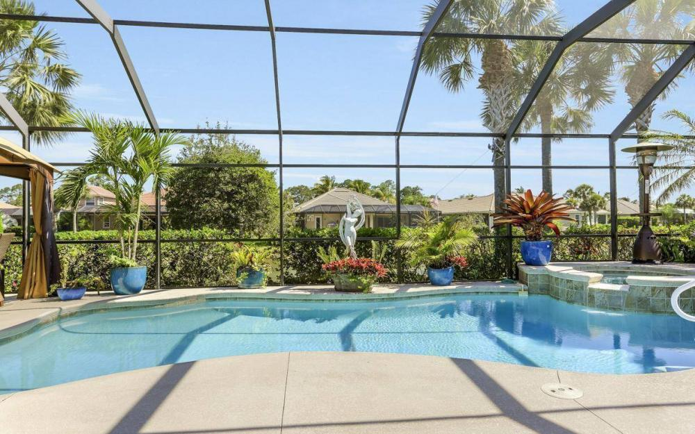 15918 Los Olivos Ln, Naples - House For Sale 2091108289