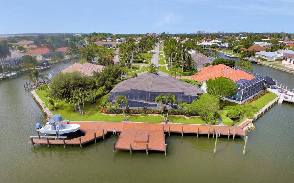 153 Peach Ct, Marco Island - House For Sale 224450867