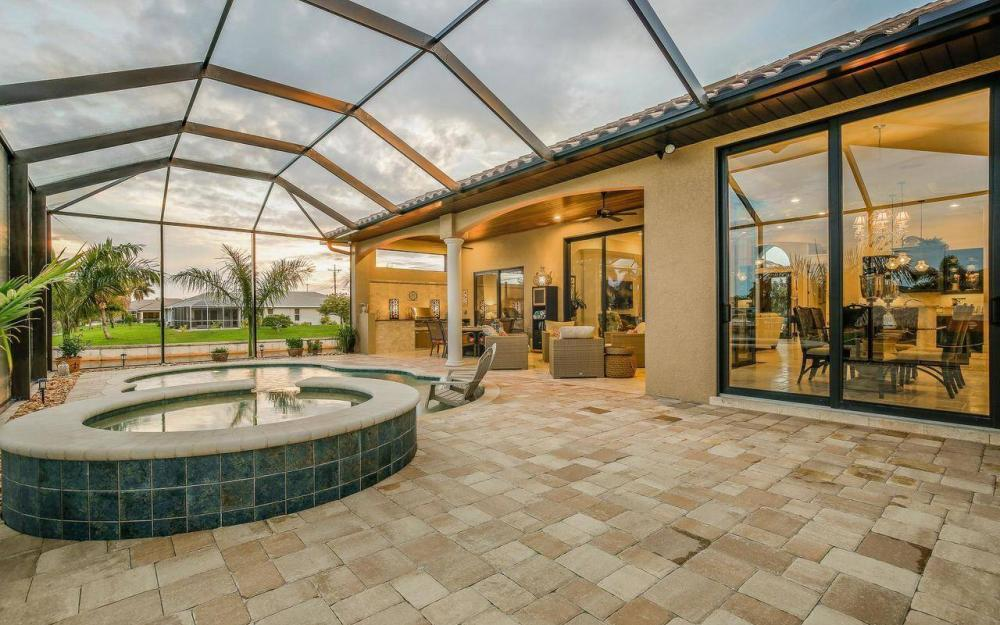 504 Mohawk Pkwy, Cape Coral - House For Sale 153855685