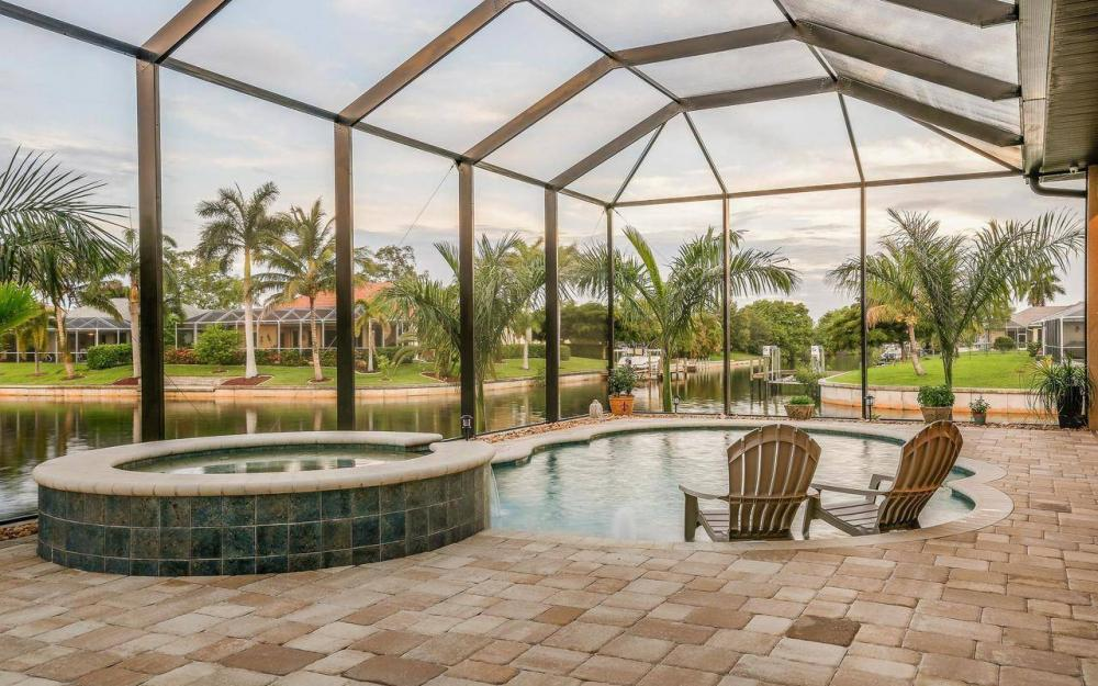 504 Mohawk Pkwy, Cape Coral - House For Sale 599603073