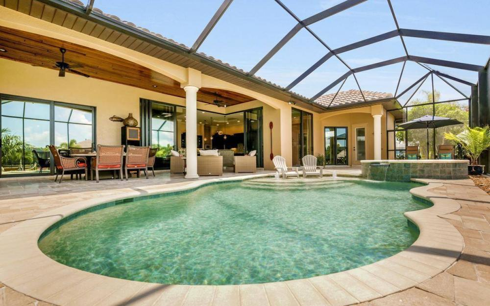 504 Mohawk Pkwy, Cape Coral - House For Sale 619260985