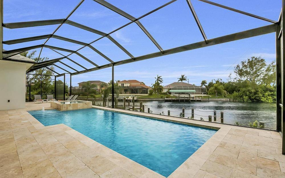 5306 SW 22nd Pl, Cape Coral - Vacation Rental 807578186