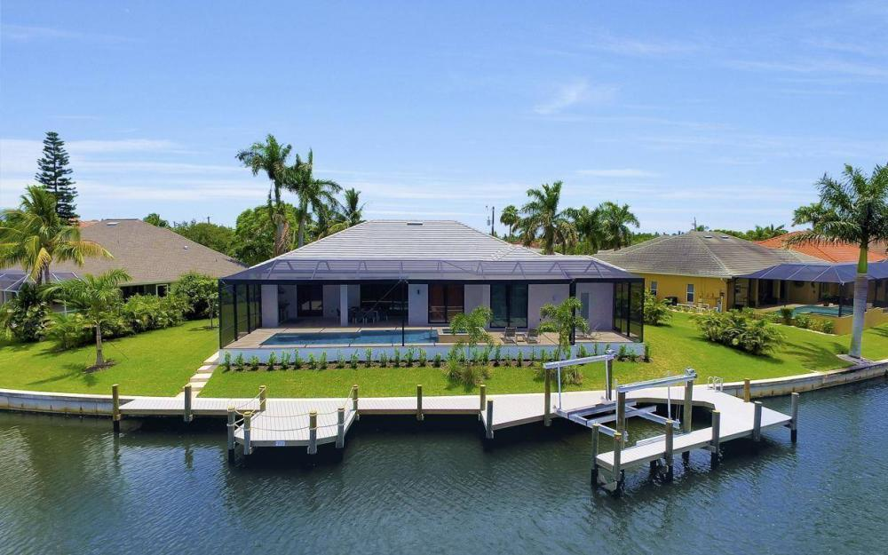 5306 SW 22nd Pl, Cape Coral - Vacation Rental 489309469