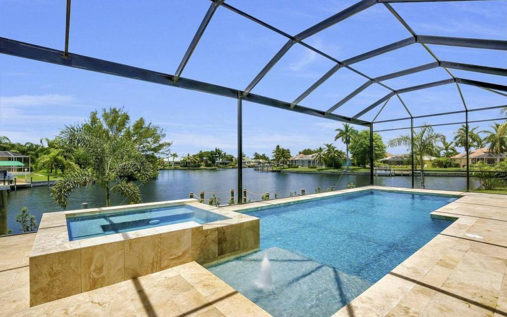 5306 SW 22nd Pl, Cape Coral - Vacation Rental 1356493896