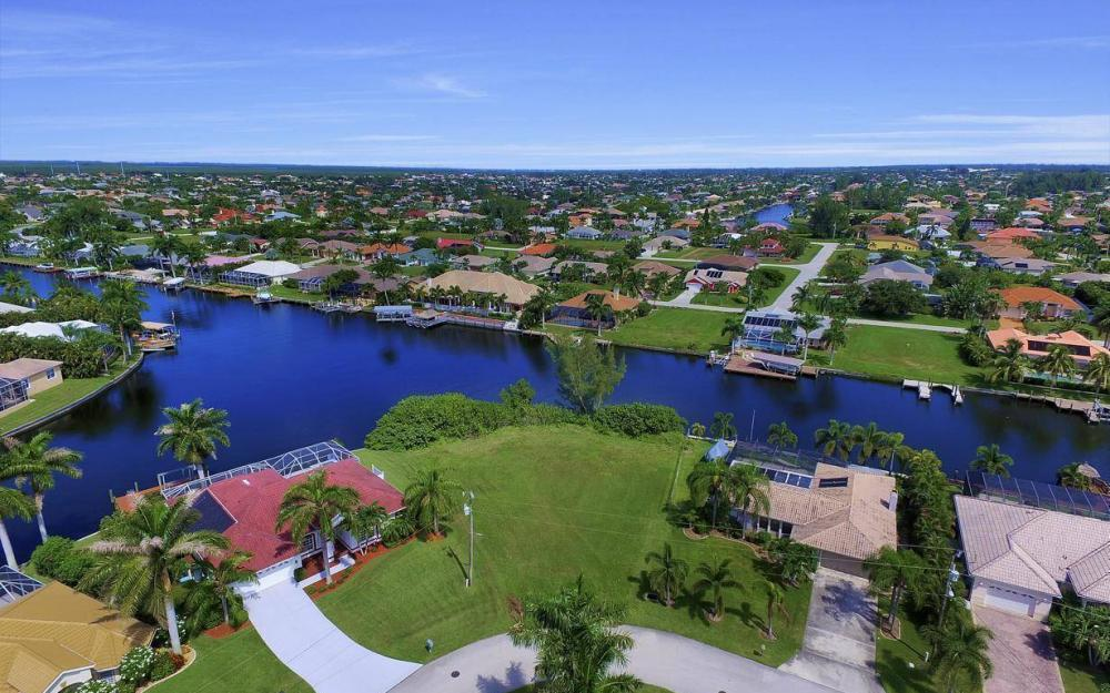 2221 SW 52nd St, Cape Coral - Lot For Sale 1012103057