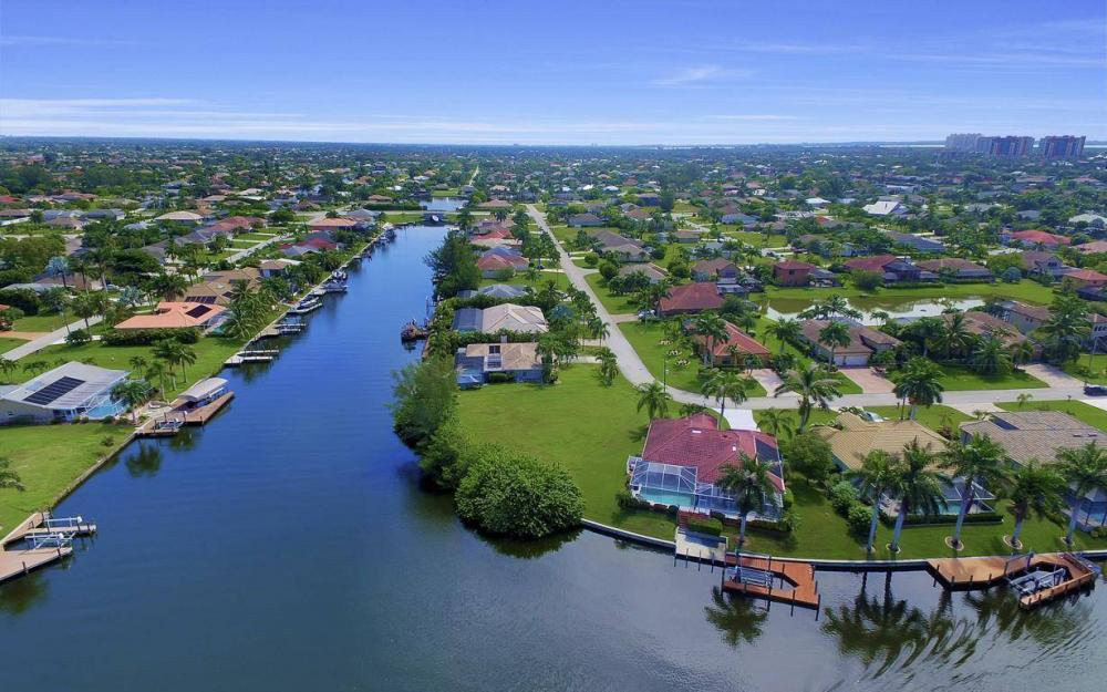 2221 SW 52nd St, Cape Coral - Lot For Sale 981653862