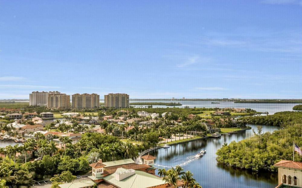 5781 Cape Harbour Dr #702, Cape Coral - Condo For Sale 748876216