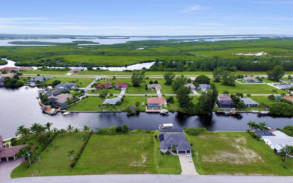 136 SW 38th Pl, Cape Coral - Lot For Sale 760564536
