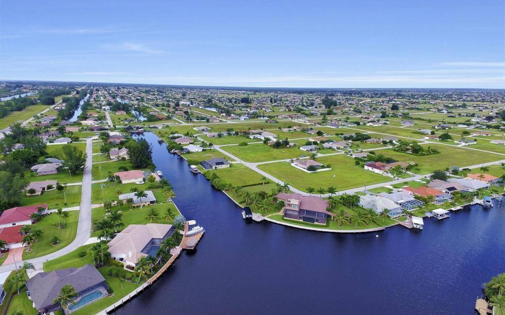 136 SW 38th Pl, Cape Coral - Lot For Sale 1180573623
