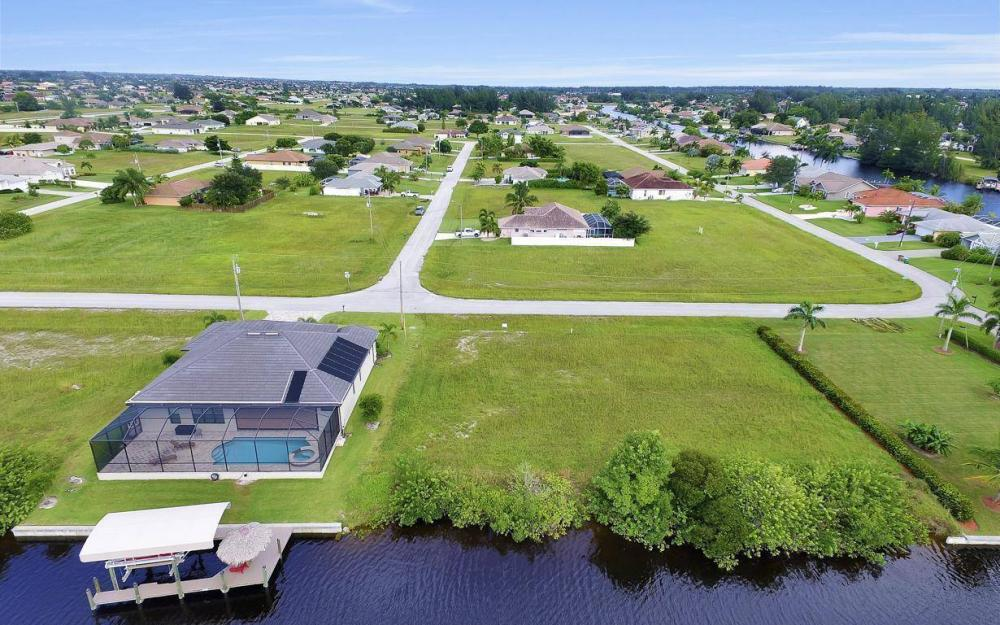 136 SW 38th Pl, Cape Coral - Lot For Sale 1128295356