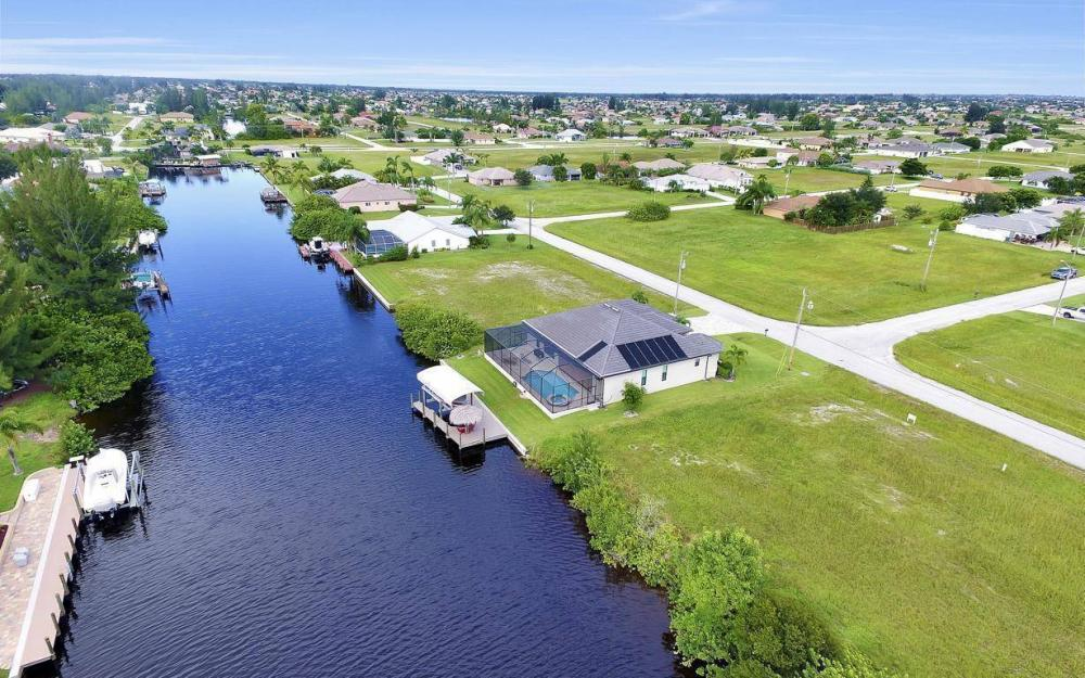 136 SW 38th Pl, Cape Coral - Lot For Sale 1263953942