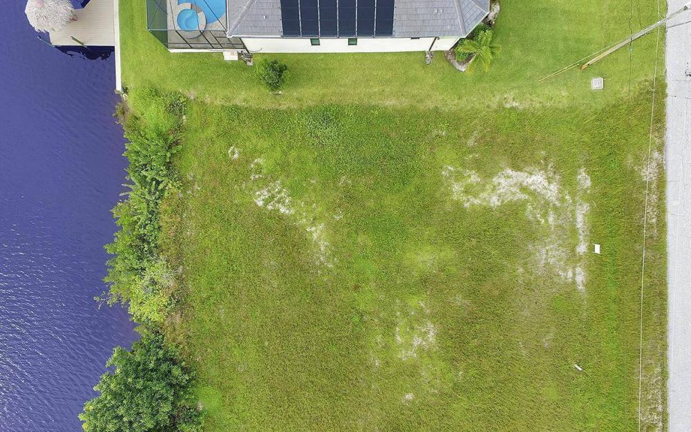 136 SW 38th Pl, Cape Coral - Lot For Sale 160373845