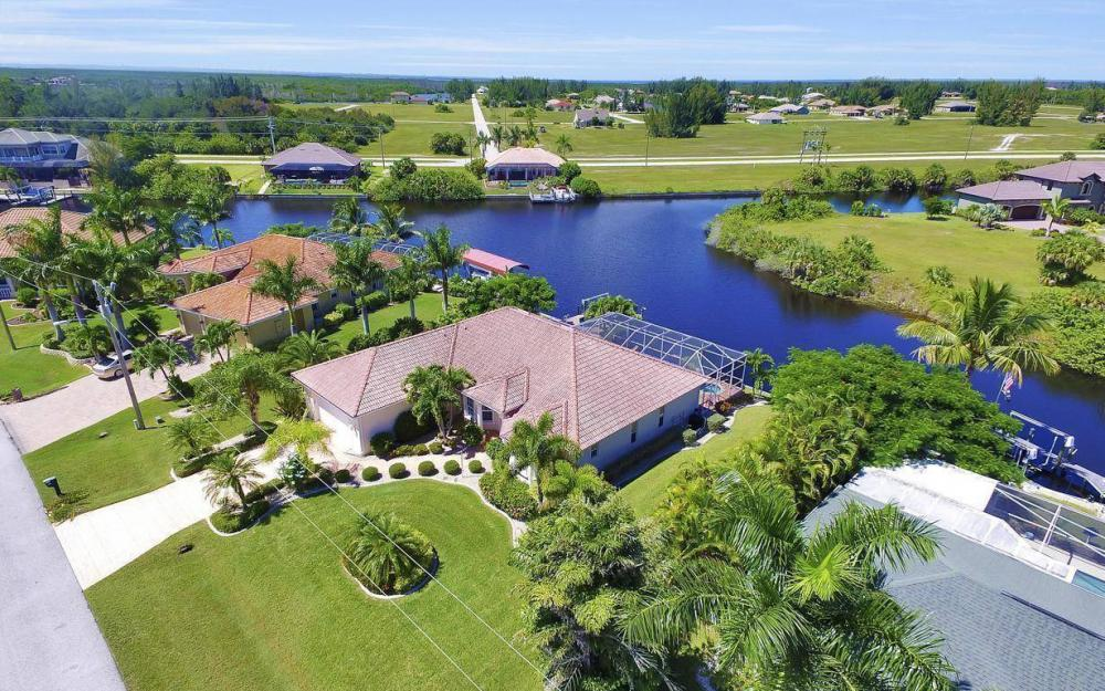 3841 NW 22nd Terrace, Cape Coral - Home For Sale 163492163
