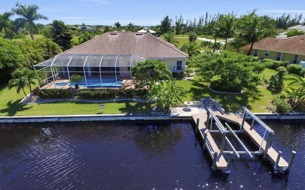 3841 NW 22nd Terrace, Cape Coral - Home For Sale 874907274