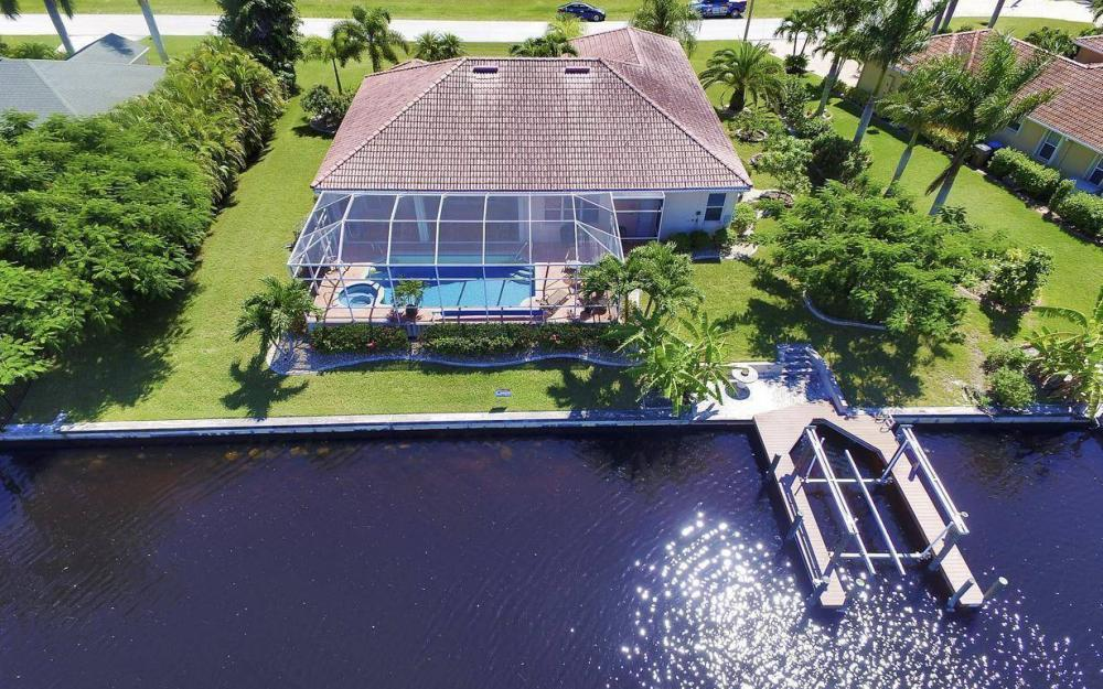 3841 NW 22nd Terrace, Cape Coral - Home For Sale 877818572