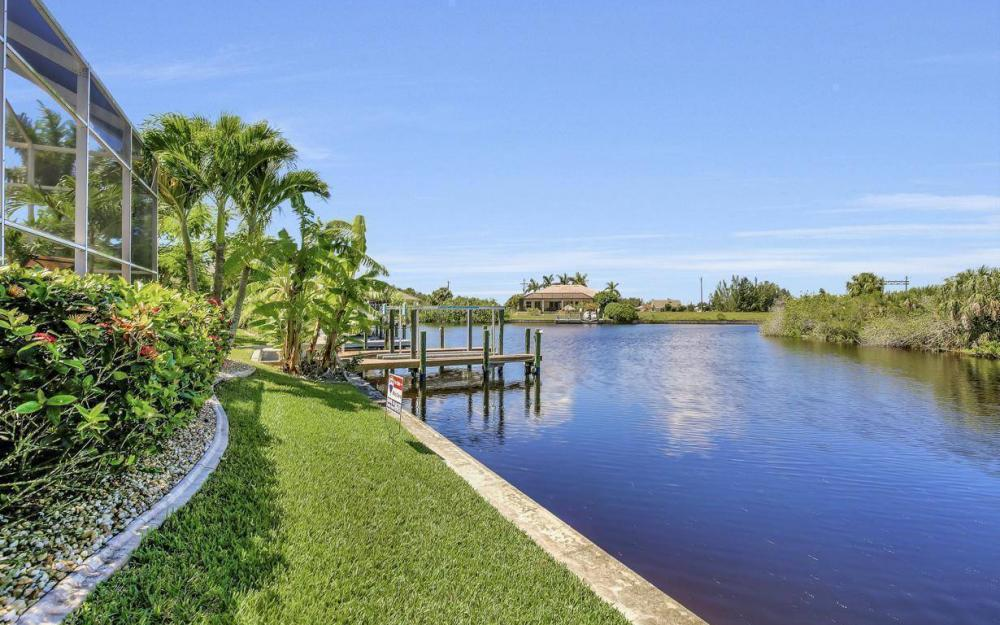 3841 NW 22nd Terrace, Cape Coral - Home For Sale 198314023
