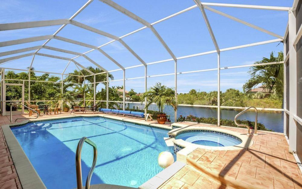 3841 NW 22nd Terrace, Cape Coral - Home For Sale 907873099
