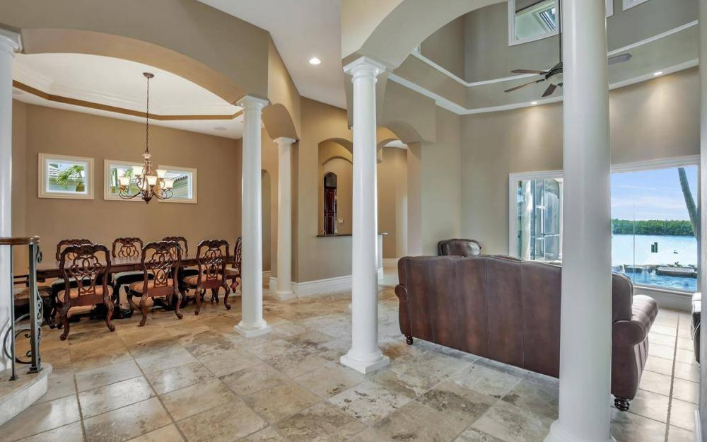 5807 Staysail Ct, Cape Coral - Estate Home For Sale 2024685590