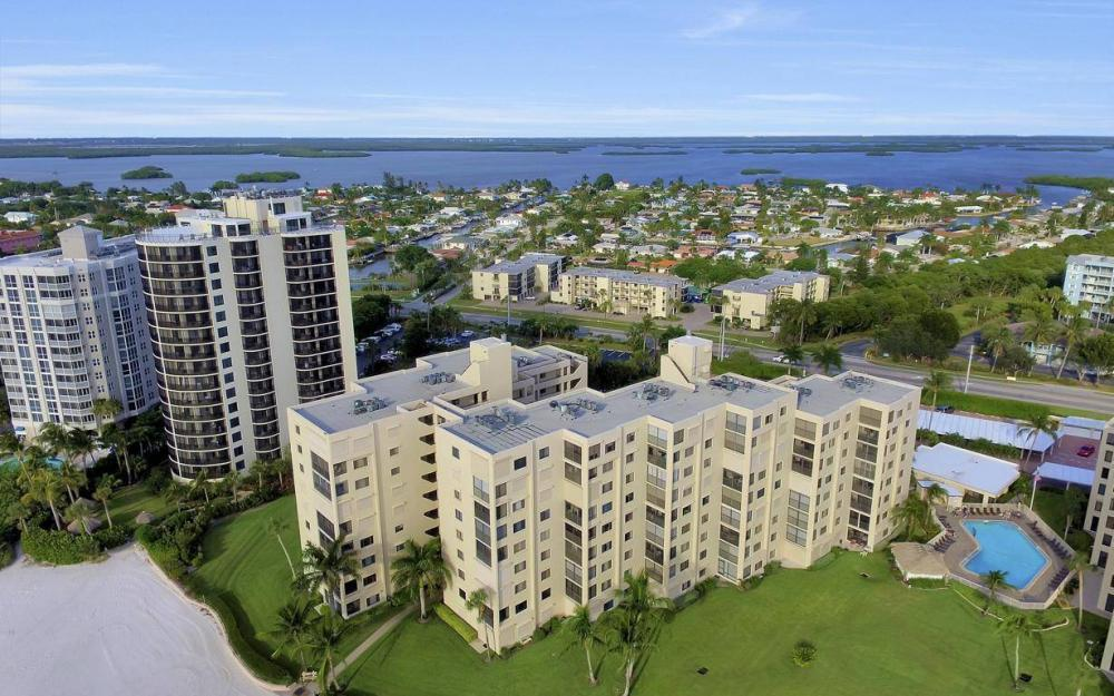 6660 Estero Blvd #401, Fort Myers Beach - Condo For Sale 190191434