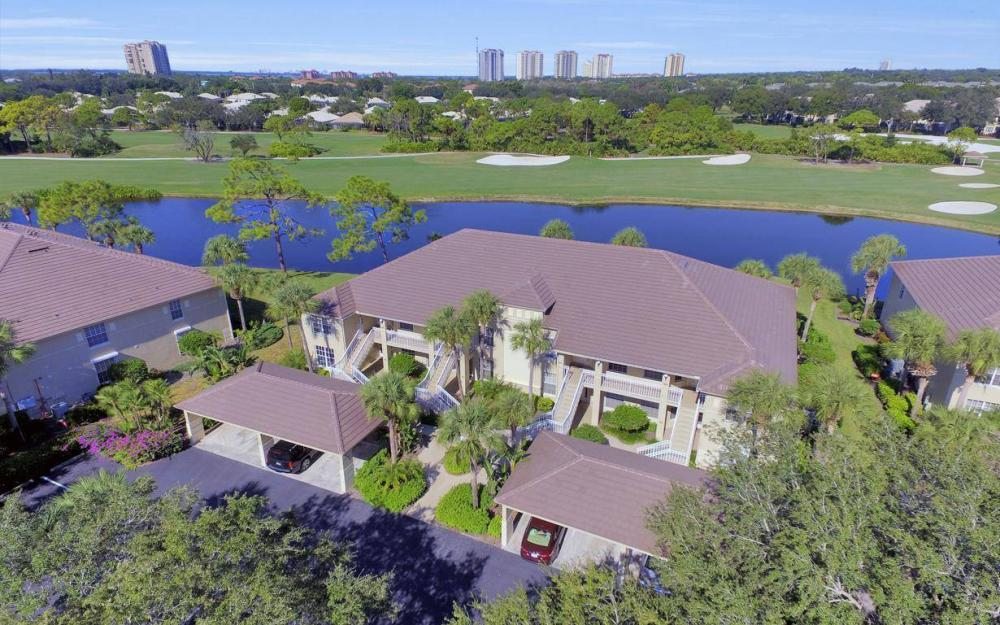 4191 Sawgrass Point Dr #101, Bonita Springs - Condo For Sale 221155260