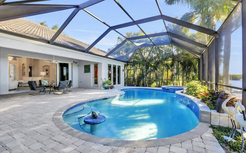5316 SW 28th Pl, Cape Coral - Home For Sale 202228162