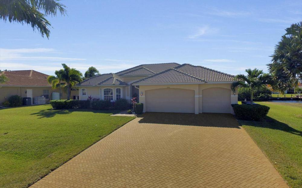 3312 NW 2nd Terrace - Cape Coral Home For Sale 866126037