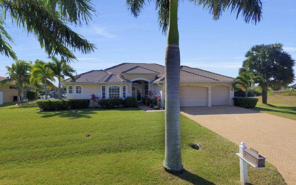 3312 NW 2nd Terrace - Cape Coral Home For Sale 1157872386