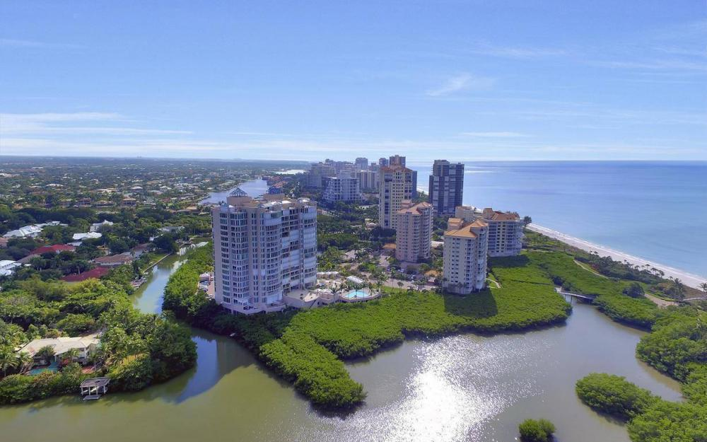 60 Seagate Dr PH206, Naples - Condo For Sale 770076101