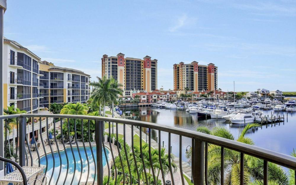 5702 Cape Harbour Dr #302, Cape Coral - Condo For Sale 438327668