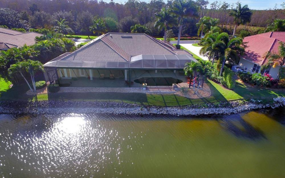20415 Wildcat Run Dr, Estero - Home For Sale 811631780