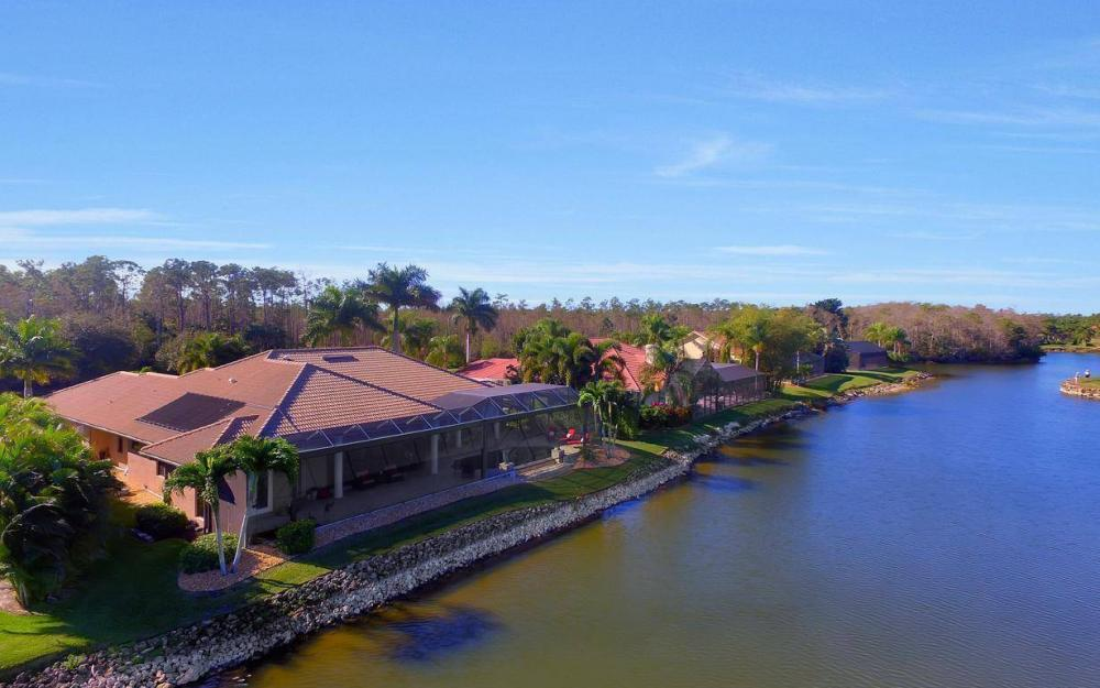 20415 Wildcat Run Dr, Estero - Home For Sale 2110852662