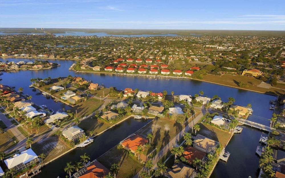 1068 Cottonwood Ct, Marco Island - Lot For Sale 1627201053