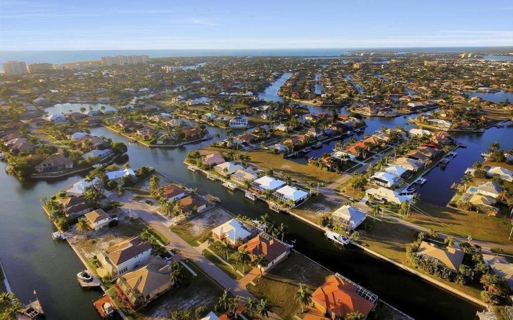 1068 Cottonwood Ct, Marco Island - Lot For Sale 1091060419