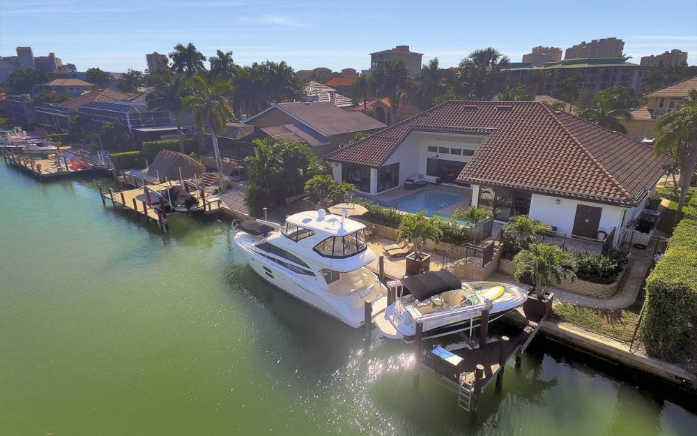 801 Partridge Ct, Marco Island - Waterfront Gulf Access Home For Sale 1605758780
