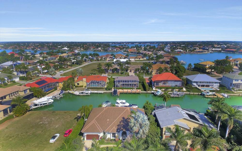 801 Partridge Ct, Marco Island - Waterfront Gulf Access Home For Sale 317231917