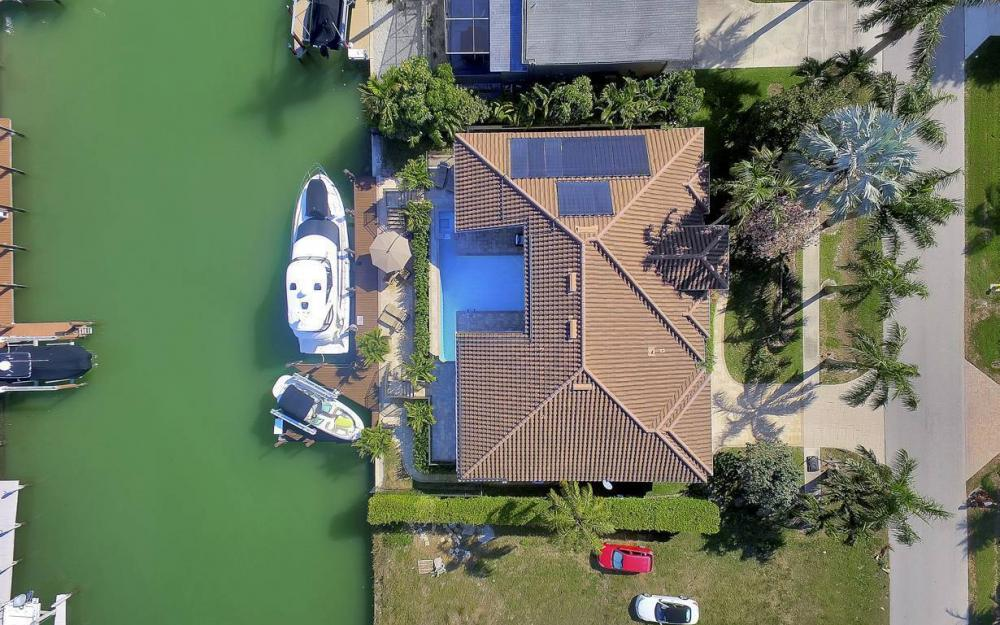 801 Partridge Ct, Marco Island - Waterfront Gulf Access Home For Sale 283950341
