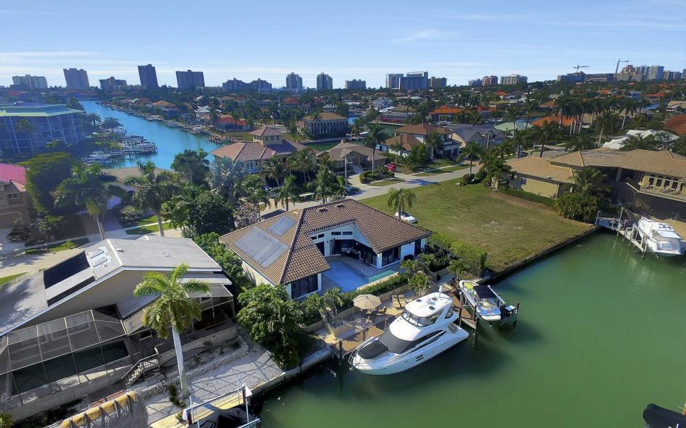 801 Partridge Ct, Marco Island - Waterfront Gulf Access Home For Sale 1892206688