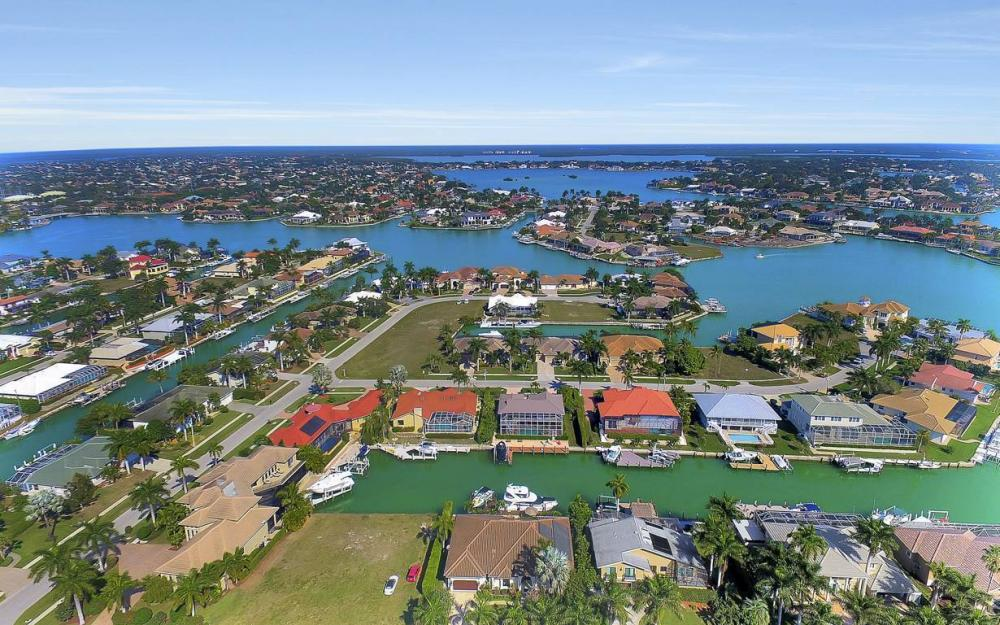 801 Partridge Ct, Marco Island - Waterfront Gulf Access Home For Sale 1104372206
