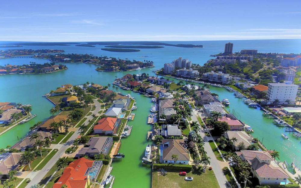 801 Partridge Ct, Marco Island - Waterfront Gulf Access Home For Sale 956695270