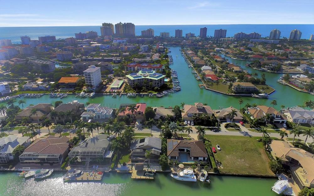 801 Partridge Ct, Marco Island - Waterfront Gulf Access Home For Sale 2115267905