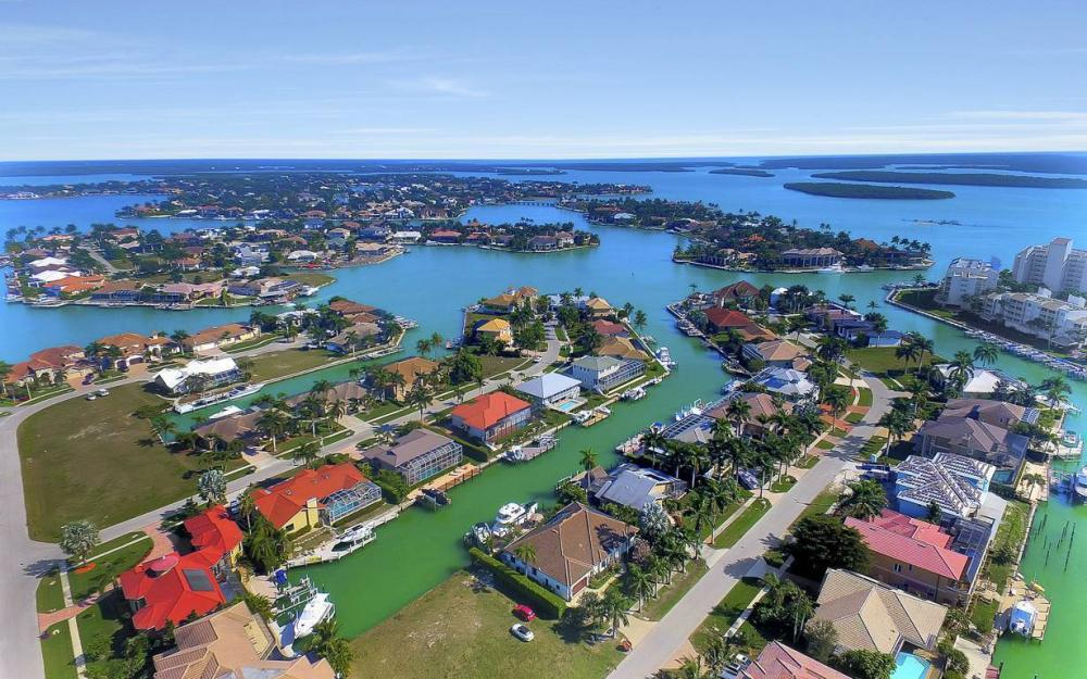 801 Partridge Ct, Marco Island - Waterfront Gulf Access Home For Sale 1361964375