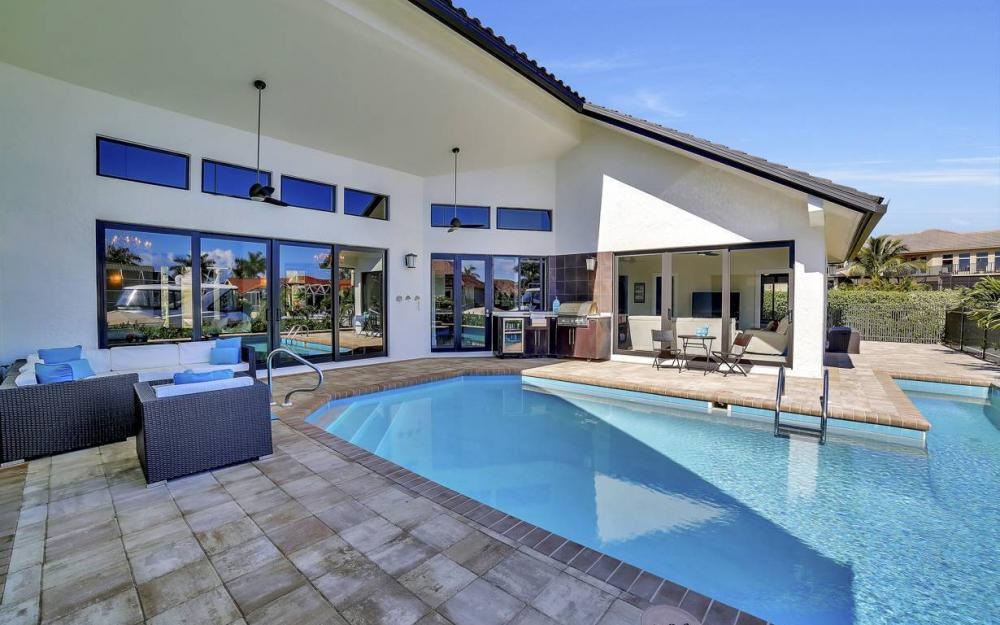 801 Partridge Ct, Marco Island - Waterfront Gulf Access Home For Sale 189632583