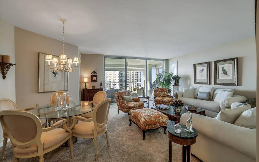 50 Seagate Dr #703, Naples - Luxury Waterfront Condo For Sale 758538099