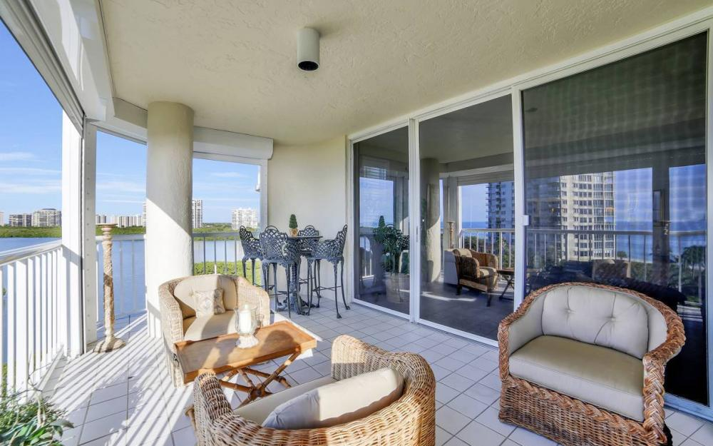 50 Seagate Dr #703, Naples - Luxury Waterfront Condo For Sale 310857654